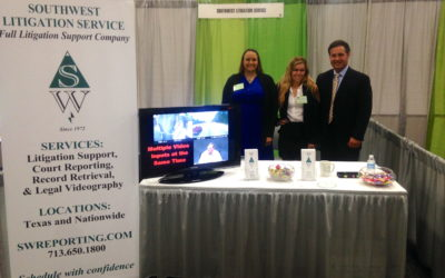 Exhibiting at the State Bar of Texas Annual Meeting